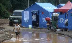 Earthquake Relief Goes in Officials' Pockets, in China's Yunnan Province