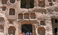 Rescuing the Ancient Buddhist Artifacts of the Yungang Grottoes
