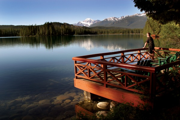 Fairmont Jasper Park Lodge. Photo courtesy Canada Keep Exploring.