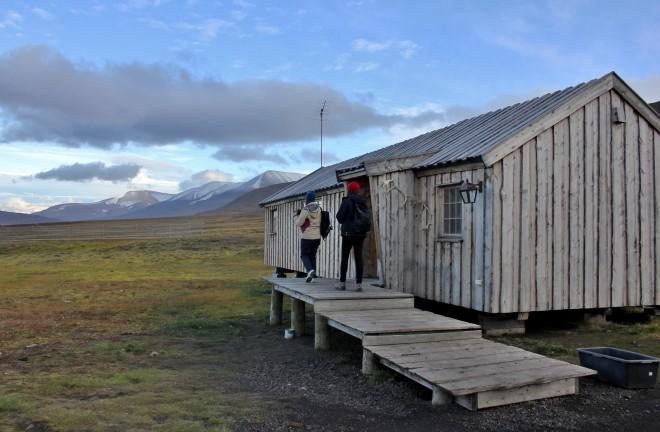 Spitsbergen wooden building (The Culture Map)
