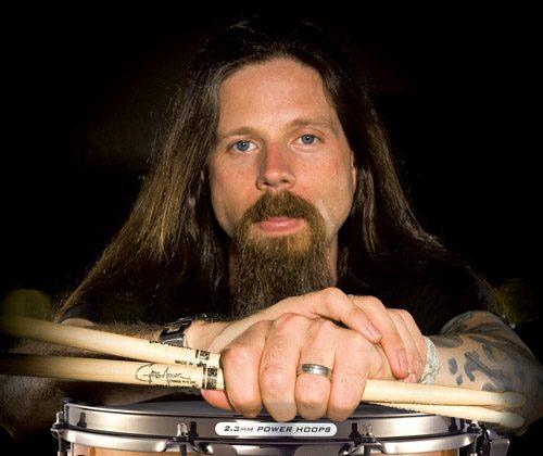 Chris Adler Rumored to Be Slipknot's New Drummer. Photo Credit: Yell! Magazine