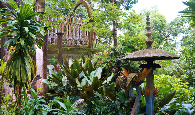 Magical Town of Xilitla (Journey Mexico)