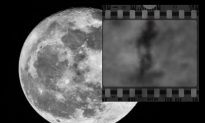 Alien Figure Spotted on Moon via NASA Imaging? (+Video)