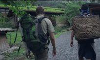 Hiking in Taiwan