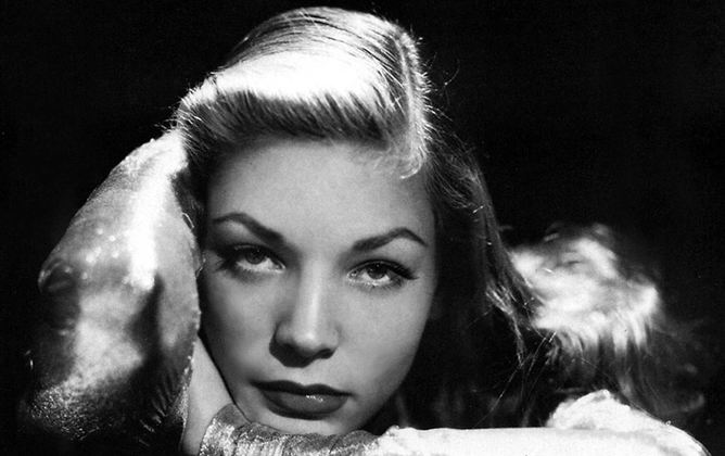 A testament to Bacall's strength of personality was her ability to move beyond the shadow of being Mrs Bogart. (Insomnia Cured Here, CC BY-SA)