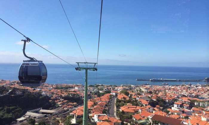 Funchal Cable Car (The Travel Magazine)