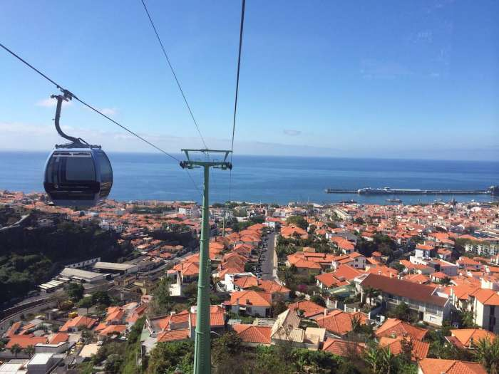 A view of Funchal(The Travel Magazine)