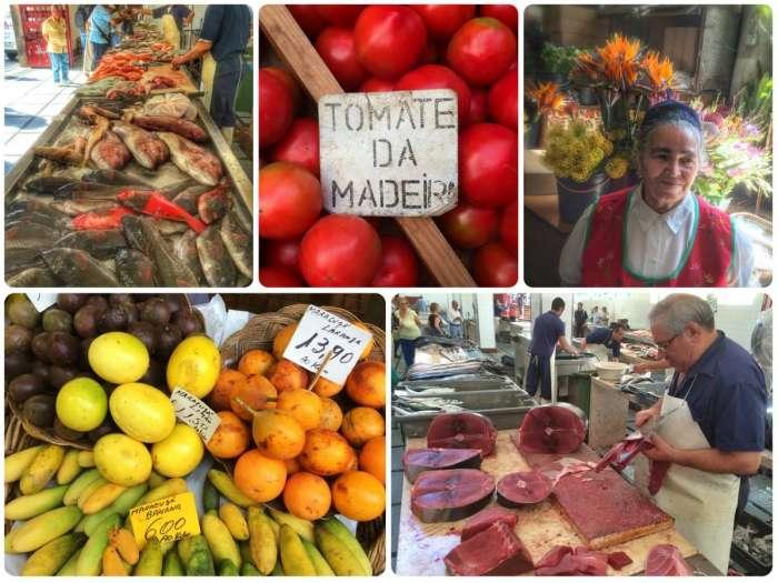 Funchal Market (The Travel Magazine)