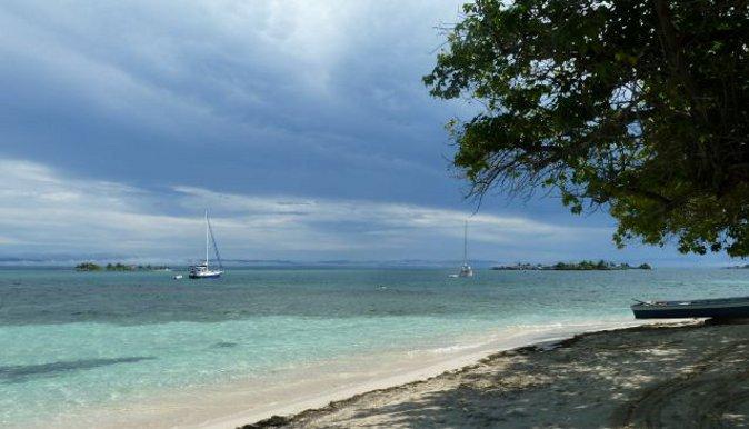 Beach in El Porvenir Island (MyDestination.com)