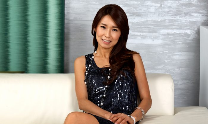 Kate Shin, real estate developer and owner of Waterfall Mansion. (Courtesy of Mark Roskams)