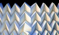'Zippered Tube' Origami Could Build Bridges