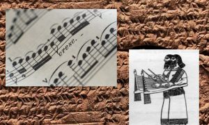 Listen Here: Ancient Song Recreated From 3,400-Year-Old Cuneiform Tablets