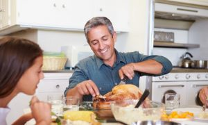 Protein From Meat, Fish May Help Men Age Well