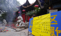 Buddhist Temple in China Shuts Doors to Avoid Tourists
