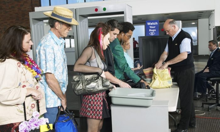 If you are one of the few passengers selected to go through additional security screening, the more stuff you have in your bag, the longer this process takes. Keep this in mind when packing your bags. (Digital Vision/thinkstock.com)
