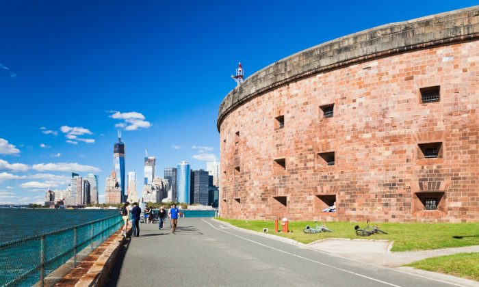 Time is running out to enjoy the 2014 Governors Island season. (Shutterstock*)