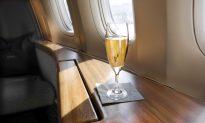 The Consummate Traveler: But I Am in First Class!