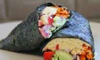 Recipe: Vegan Sushi Rolls