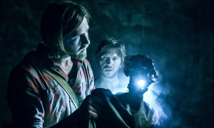 "Pal Sverre Hagen and Nicolai Cleve Broch in ""Ragnarok."" (Magnet Releasing)"