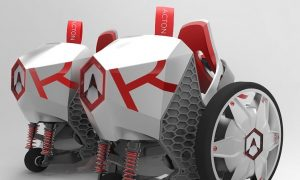 RocketSkates: First Smart Wearable Mobility Device Straps to Shoes