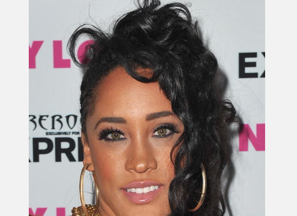 Natalie Nunn, in a 2010 file photo, is slated to appear in Bad Girls Club season 13. (Alberto E. Rodriguez/Getty Images)