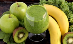 Creamy Banana Green Smoothie - Healthy Eating Has Never Tasted So Good (Recipe)