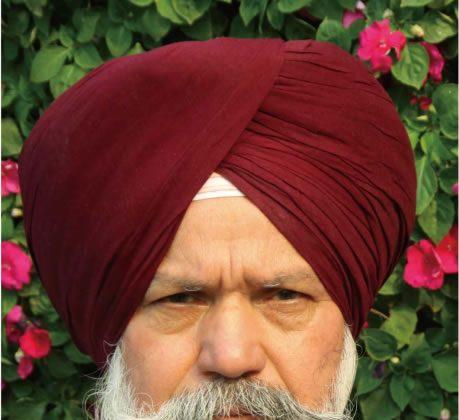 The late Mr Gill Mitha Singh. (Gill Gurmeet Singh)