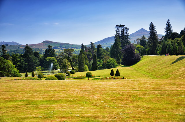 Powerscourt Gardens (Adventurous Travels)
