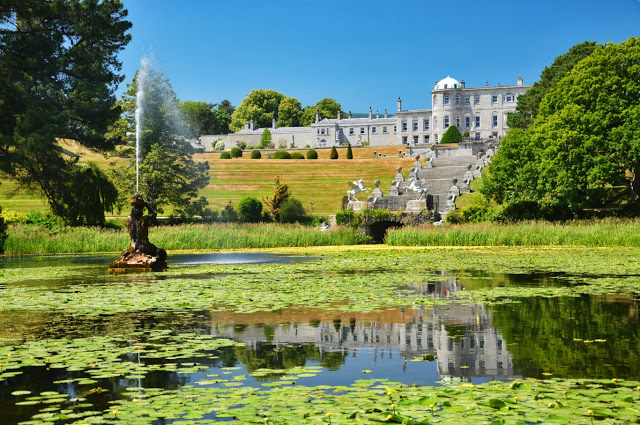 Powerscourt Gardens (Adveturous Travels)