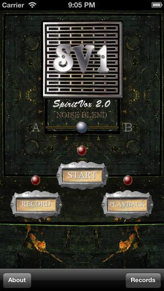 SpiritVox App