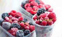 How to Freeze Summer Fruits
