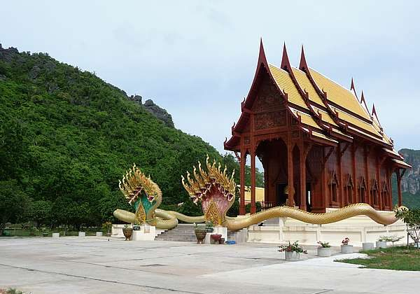 Thailand temple (Vagabond Journey Travel)