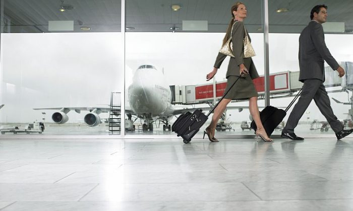 Give yourself an extra hour to get to the airport, for peace of mind.(thinkstockphotos.ca)