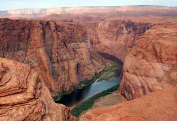 Horseshoe Bend on the Colorado River in Arizona (Janis Turk, Go Nomad)