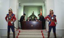 Chinese Leader Xi Jinping Visits Mongolia