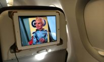 Monarch Launch In-flight On-Demand Entertainment on Your Phone/ Tablet