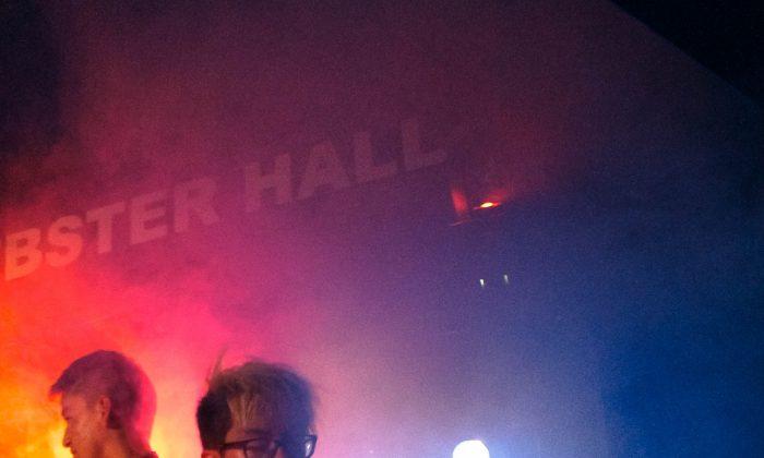 Photo Finish Performs at The Studio at Webster Hall. Photo Credit: Bianca Silva