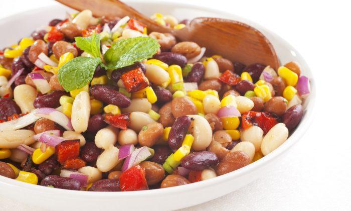 Versatile Bean Salad (travellinglight/iStock/Thinkstock)