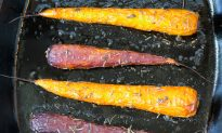 Delicious Herb and Maple-Roasted Carrots