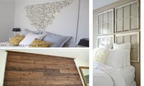 11 Low-Cost DIY Headboard Projects for a New Bedroom Look