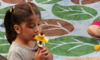 Children Eat Their Veggies When Parents Do