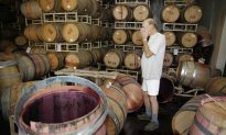 Earthquake Spills Napa Valley Wines