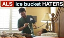 Tired of the Ice Bucket Challenge? Here's the Last Video You Have to Watch