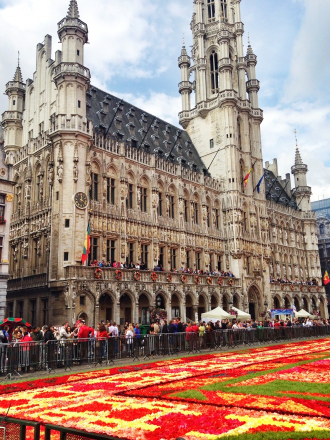 City hall in Grand Place, Brussels (The Culture Map)