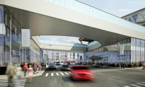 Closed for Construction: See What the New George Washington Bridge Bus Station Will Look Like