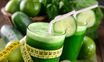Slim and Sassy Green Juice Formula (Infographic)