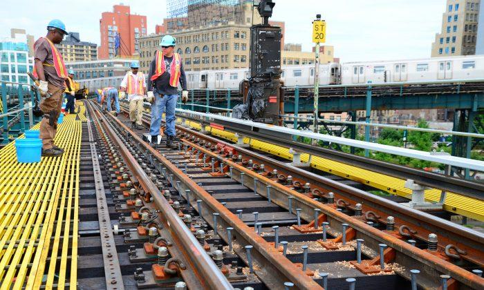 (MTA New York City Transit / Ernesto Ho, CC BY)