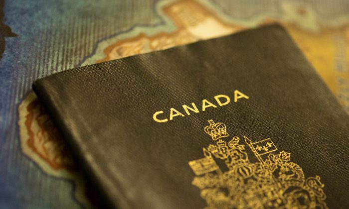 Heavy taxes compel many to drop dual citizenship to become solely Canadian. (Jeff Nelson, CC BY)