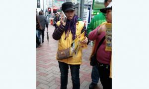 Ruffian in Hong Kong Front Group Is Sentenced