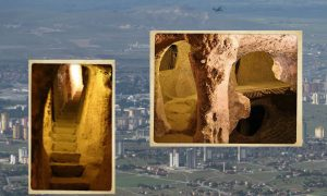 Homeowner Discovers Ancient Underground City Beneath His House